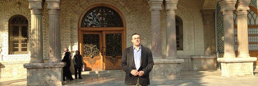 Tahran Elektrik Fuarı