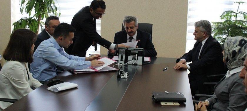 Sanayi Bakanlığı İle Protokol İmzaladık