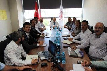 Sanayi ve Teknoloji Bakanlığı ile Toplantımızı Gerçekleştirdik