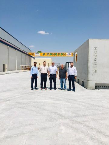 TS EN 62271-200 ve TS EN 62271-202 Standartları Kapsamında Firma Denetimimizi Gerçekleştirdik