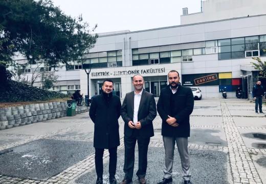 Yıldız Teknik Üniversitesi Ziyareti