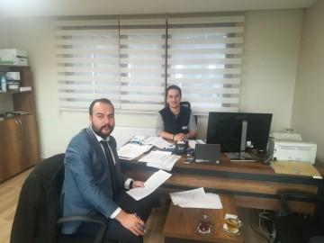 EKA Pano Firmasında Dolu ve Boş Pano Denetlemesini Gerçekleştirdik.