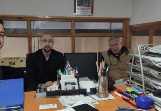 Uşak Murat Metal firmasında Boş Mahfazaların denetimini gerçekleştirdik.