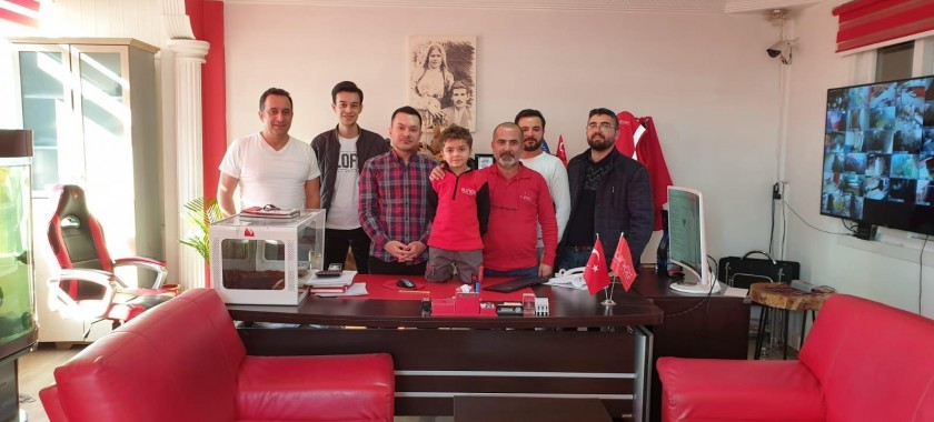 Adana Tuncer Pano Firması ile Test ve Belgelendirme Sözleşmesi İmzalandı.