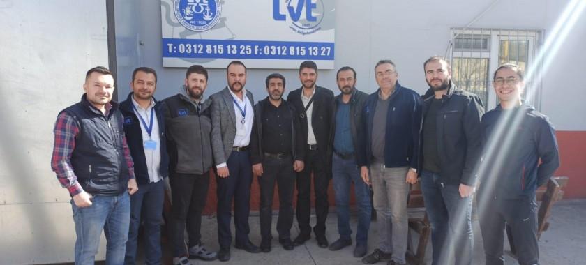 Konya Dizayn Pano,Konya Ova Pano,Konya Gümüşler Pano firmaları ile test ve ürün belgelendirme sözleşmeleri imzalandı.