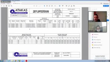 SEÇEL Elektrik Firmasının TS EN 61439-1&2 Kapsamında Gözetim Denetimini Gerçekleştirdik.
