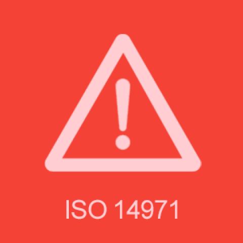 EN ISO 14971:2012 Tıbbi Cihazlarda Risk Yönetimi