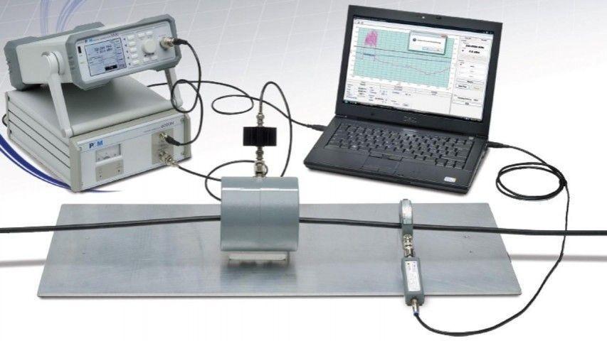 EMC Test: IEC 61000-4-6 Conducted Immunity